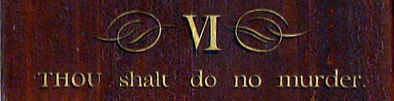 Sixth Commandment (Temple Church, London).jpg