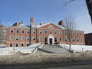 University of Massachusetts Amherst College of Nursing - Skinner Hall