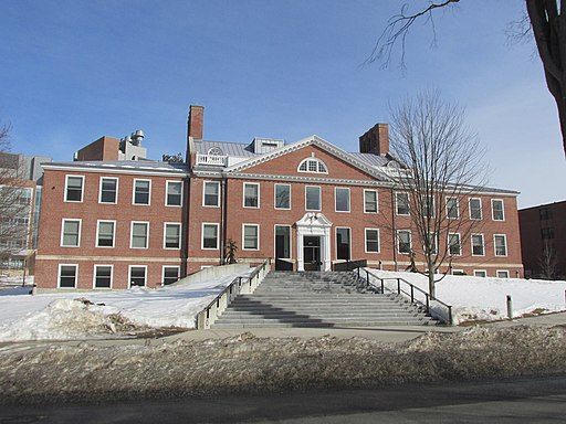 Skinner Hall, College of Nursing, UMass, Amherst MA