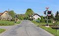 Skuteč, Radčice, level crossing.jpg