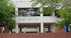 Washington and Lee University School of Law - Sydney Lewis Hall