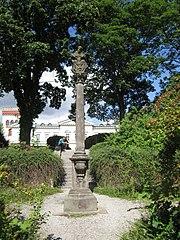 Sloup se sousoším Nejsvětější Trojice, Liberec