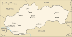 Slovakia-map-norsk.png