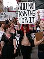 SlutWalk NYC October 2011 Shankbone 23.JPG