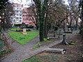 Smíchov, Malostranský hřbitov, z Duškovy.jpg