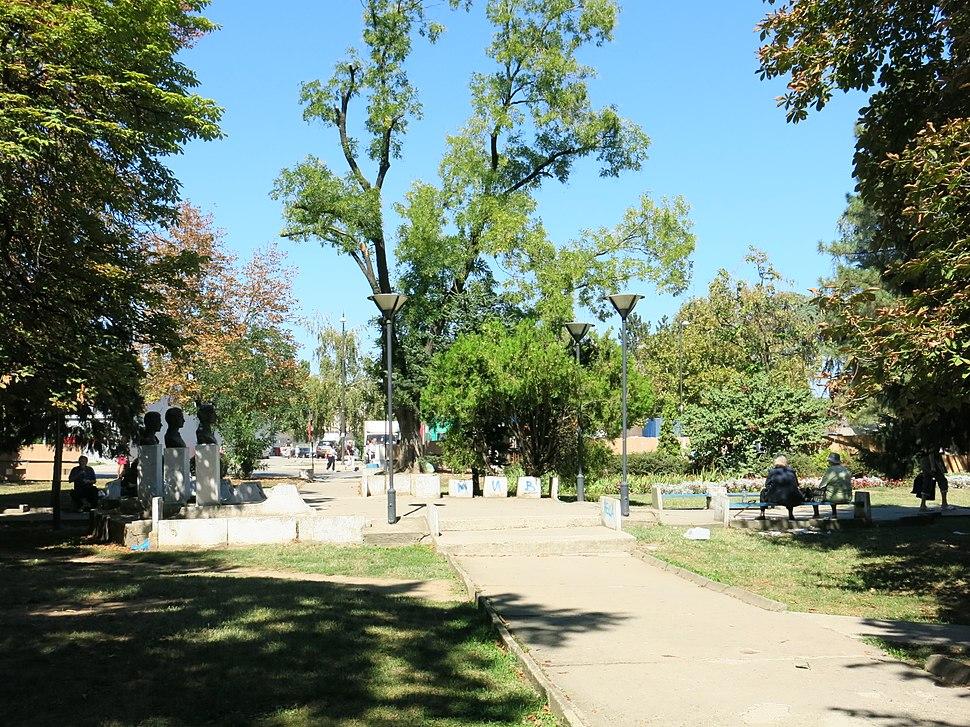 Smederevo, Spomen-park tri heroja, 06