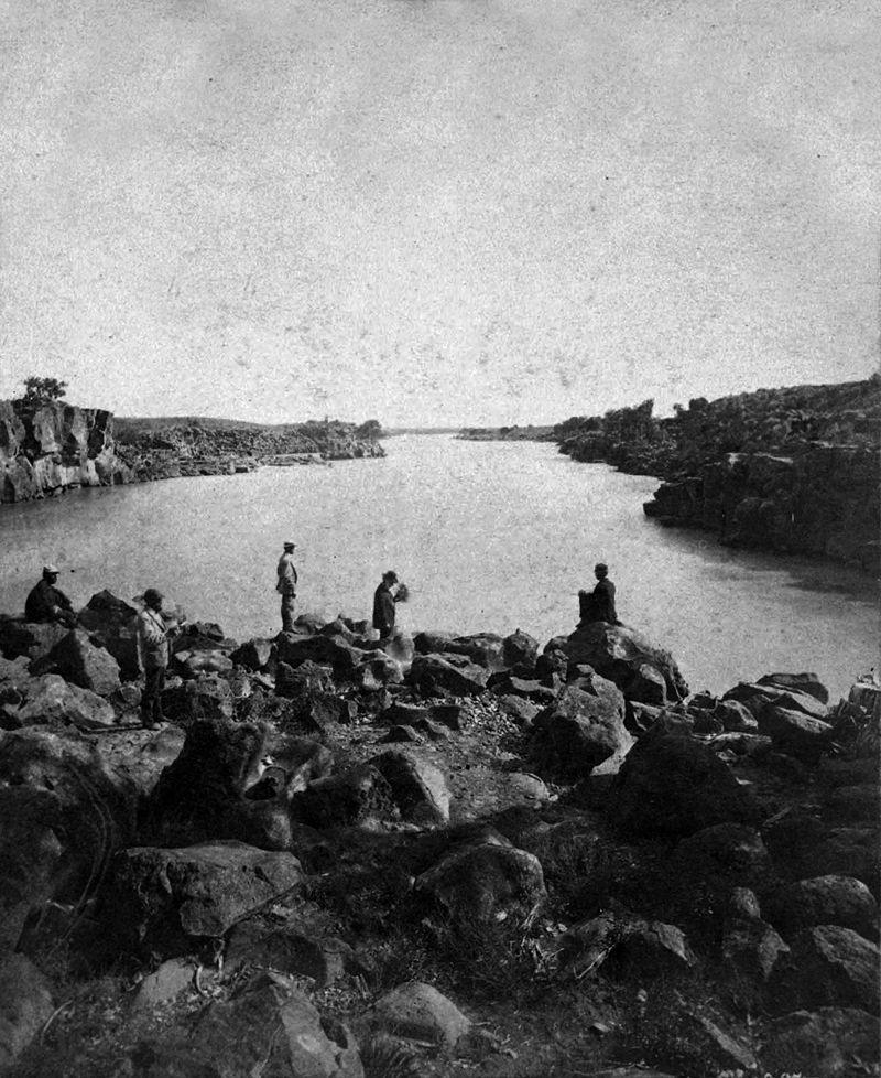 Snake River near Taylor%27s Bridge, by Jackson, William Henry, 1843-1942 cleaned.jpg