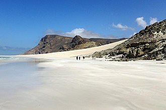 Douglas Botting - Douglas Botting in Socotra