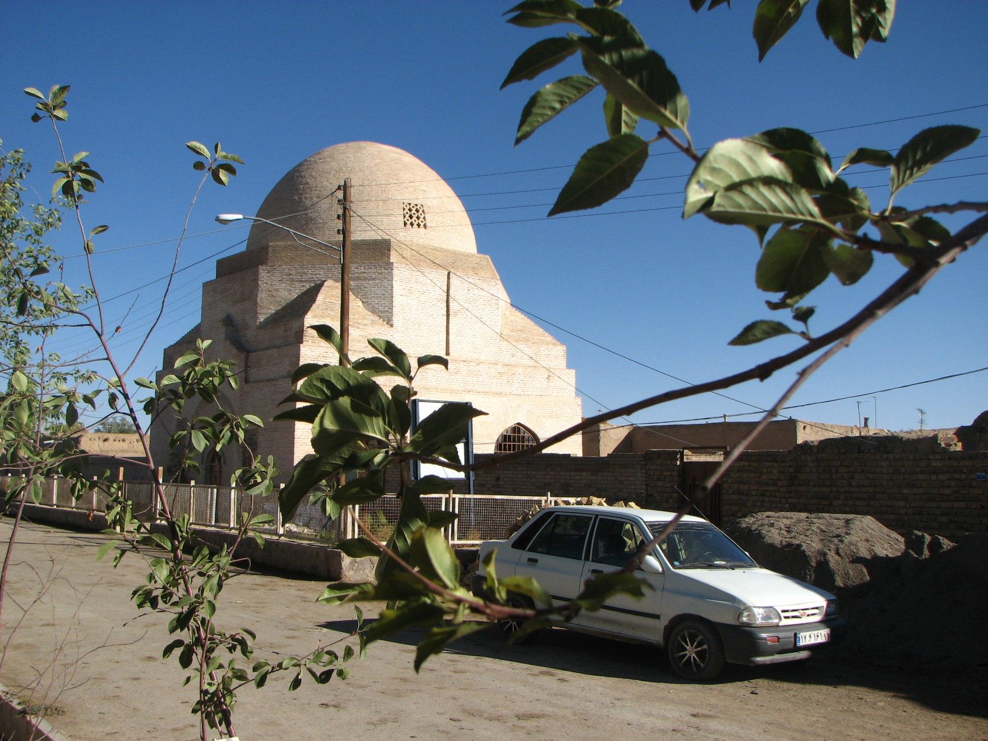مسجد جامع سجاس