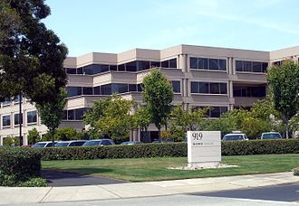 Sony Interactive Entertainment - Former Sony Computer Entertainment America headquarters in Foster City, California, United States.