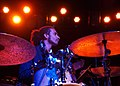 Soulive with Charlie Hunter and guests @ Brooklyn Bowl (Bowlive) 3 9 10 (4425342338).jpg