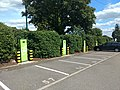 Source London Siemens electric car charging point Oakwood tube station car park 02.jpg