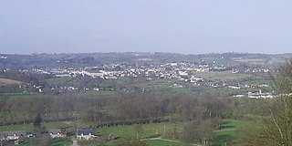 Sourdeval Commune in Normandy, France