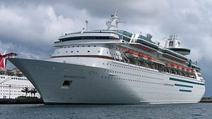 MS Sovereign - Image: Sovereign of the Seas Nassau Bahamas (244161813) (cropped)