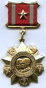 Meritorious service medal citation template