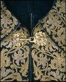 Spansk kappa som tillhört Karl XI, detaljer - Livrustkammaren - 13775.tif