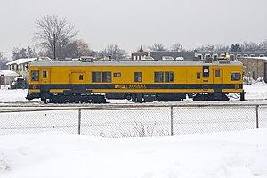Sperry Rail Service - Sperry Rail Service Vehicle