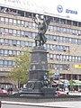 Spomenik kosovskim junacima u Kruševcu.JPG
