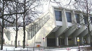 Sporthalle Augsburg - Sporthalle Augsburg