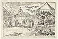 Spotprent op de nederlaag van Frederik van Bohemen in de slag op de Witte Berg bij Praag, 1620 Den Calvinischen Roffel-pot (titel op object), RP-P-OB-80.929A.jpg