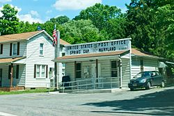 Spring Gap Maryland Post Office.jpg