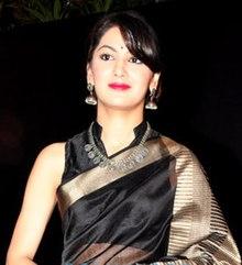 Sriti Jha at Celebs grace 7th edition Award.jpg