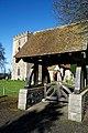 Ss Peter and Thomas' Church, Stambourne, Essex - lychgate.jpg