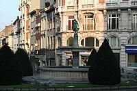 St-Gilles (Bruxelles) - rond-point de la Barrière (1).JPG