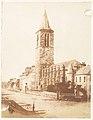 St. Andrews. College Church of St. Salvator MET DP140444.jpg