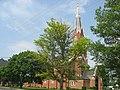 St. Paul's Church in Sharpsburg, behind trees.jpg