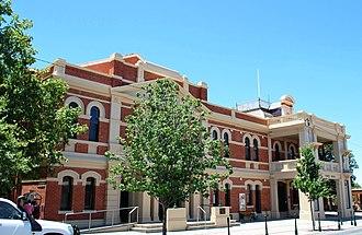 St Arnaud, Victoria - St Arnaud Town Hall