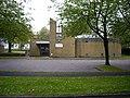 St Andrew's Garrison Church, Worthy Down Camp - geograph.org.uk - 63398.jpg