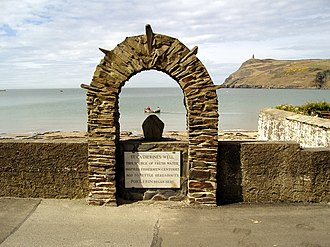 Port Erin - St Catherine's Well