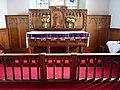 St John's Church, Levens, Altar - geograph.org.uk - 1723338.jpg