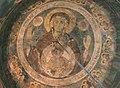 St Mary with medallion of Jesus Christ (Monastery Saint Naum, Macedonia).jpg