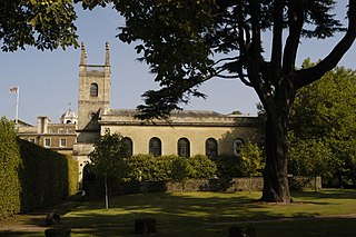 St Michael and All Angels Church, Badminton Grade I listed church in the United Kingdom