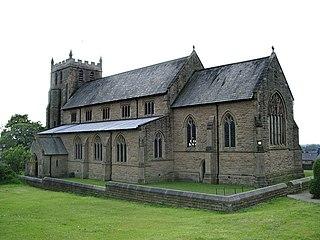 St Pauls Church, Longridge Church in Lancashire, England