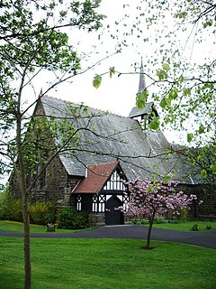 Salesbury human settlement in United Kingdom