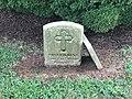St Peter QMD oldest grave.jpg