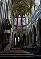 St Vitus Cathedral interior - Prague, Czech Republic - panoramio.jpg