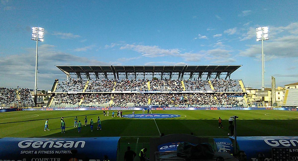 Stadio Carlo Castellani Wikipedia