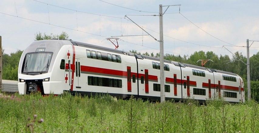 Stadler KISS for Georgian Railways (cropped)