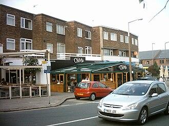 Chapel Allerton - Restaurants in Chapel Allerton