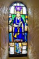 Stained glass window, St. Margaret's Chapel, Edinburgh Castle - geograph.org.uk - 2472673.jpg