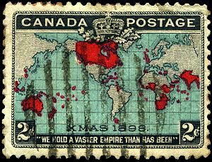 Dominion - Dominion of Canada Postage Stamp, 1898