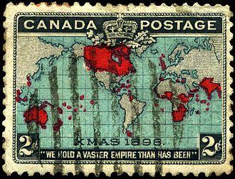 Dominion - Dominion of Canada Postage Stamp, 1898