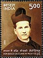 Stamp of India - 2006 - Colnect 158963 - Don Bosco Salesians.jpeg