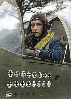Stanisław Skalski Polish fighter ace and general