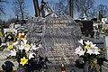 Stanislaw Tarkowski's grave, parish cemetery, Rudawa village, Krakow County, Lesser Poland Voivodeship, Poland.JPG