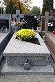 Stanislaw Zieba - Wladyslaw Zieba - Cmentarz na Sluzewie przy ul Renety.JPG